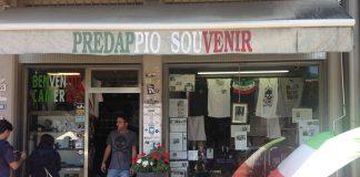 negozi souvenir predappio