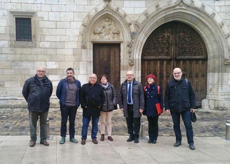 Visita-Bourges delegazione di Forlì