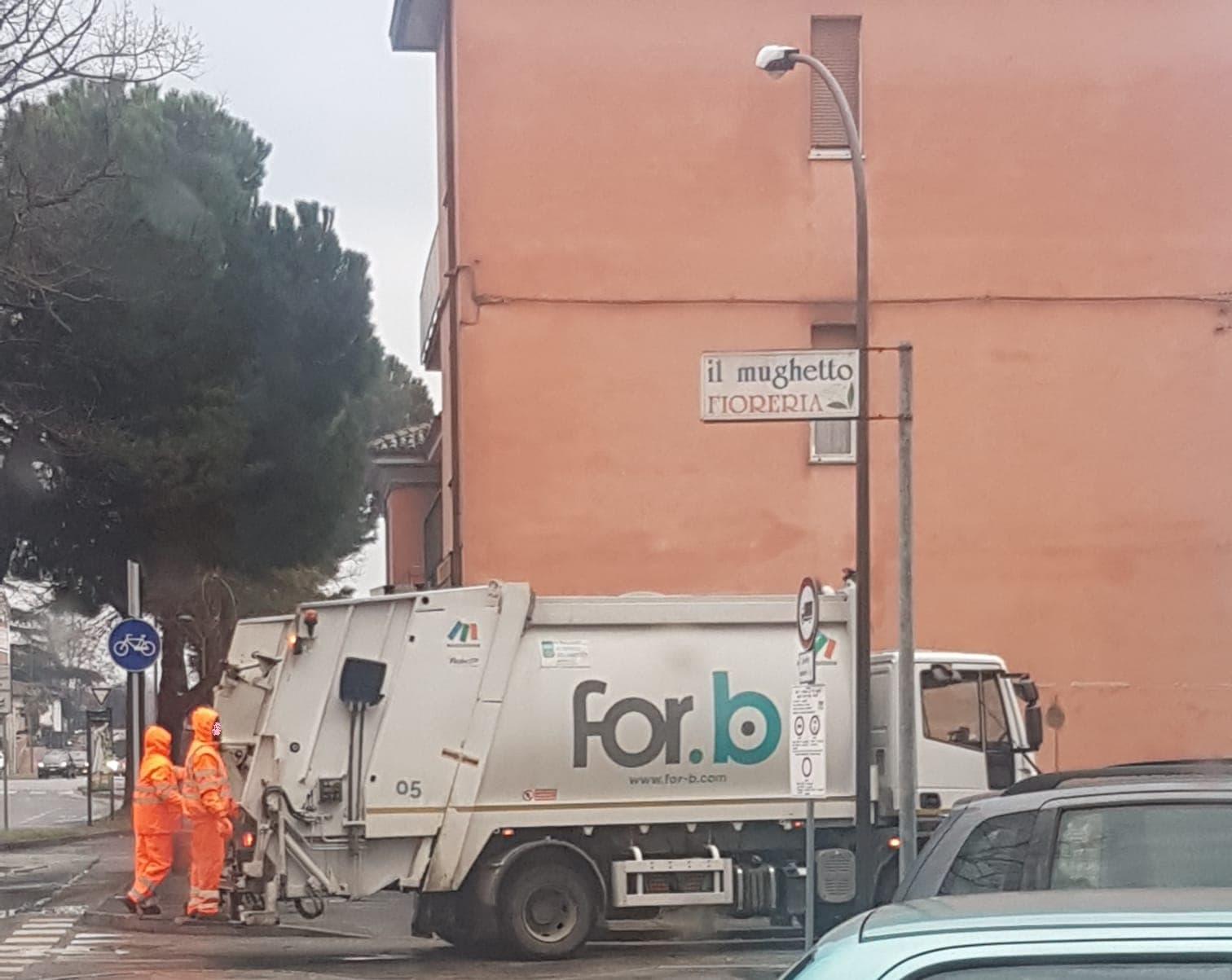 raccolta-rifiuti-a-forlì alea forb