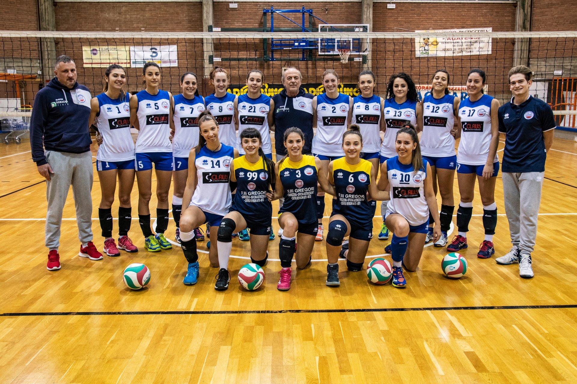 Libertas-Claus-Volley-Forlì-serie-C
