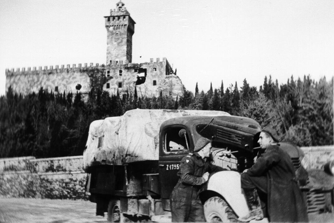 rocca delle caminate 1943