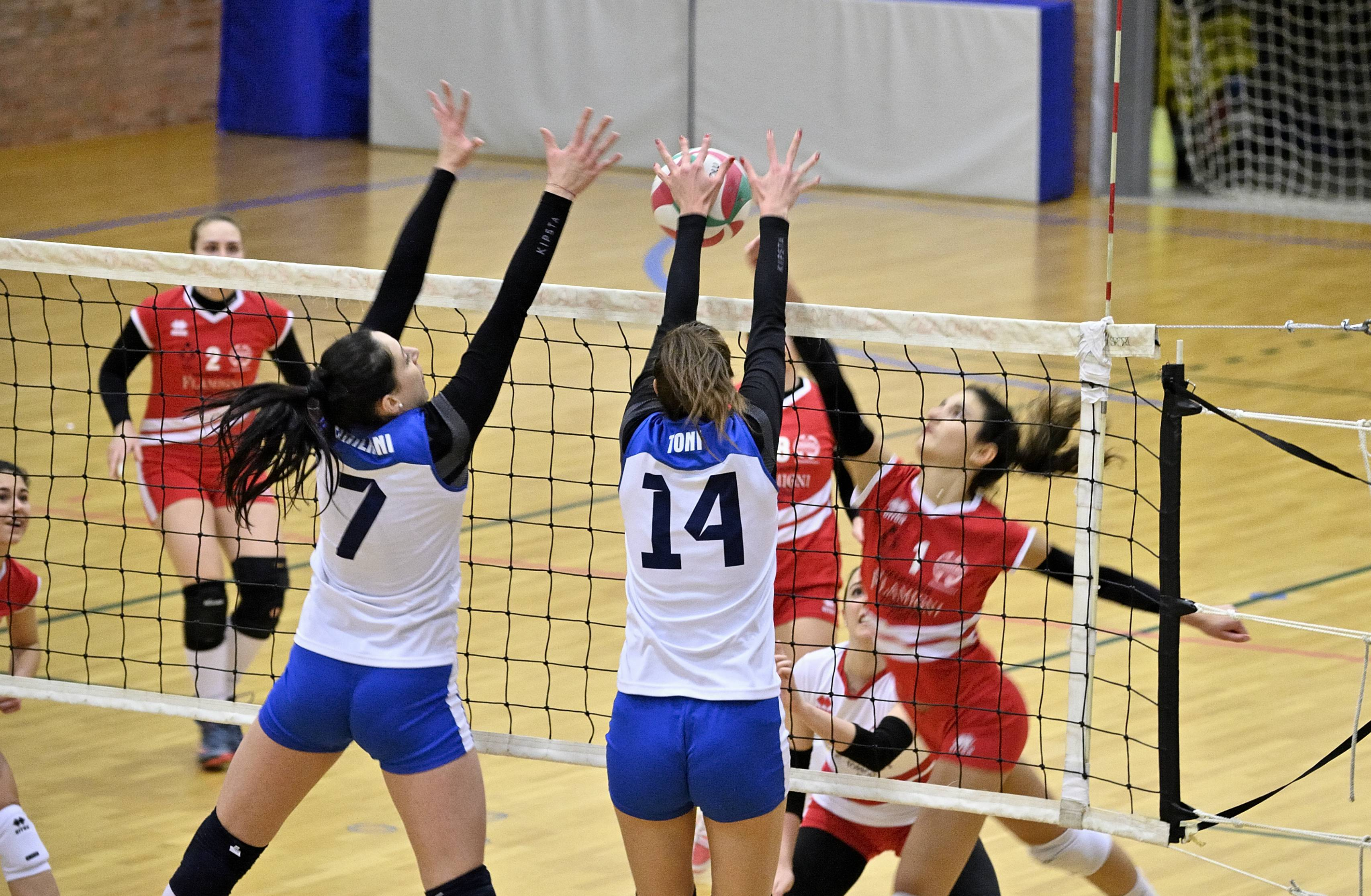 Libertas-Claus-Volley-Forlì