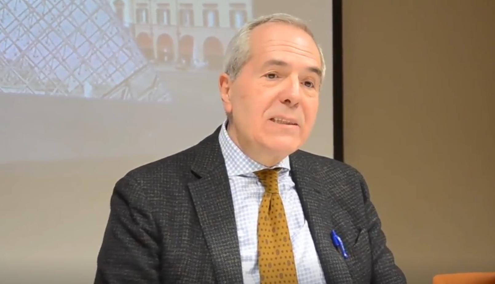 Giorgio Calderoni candidato sindaco per il Pd