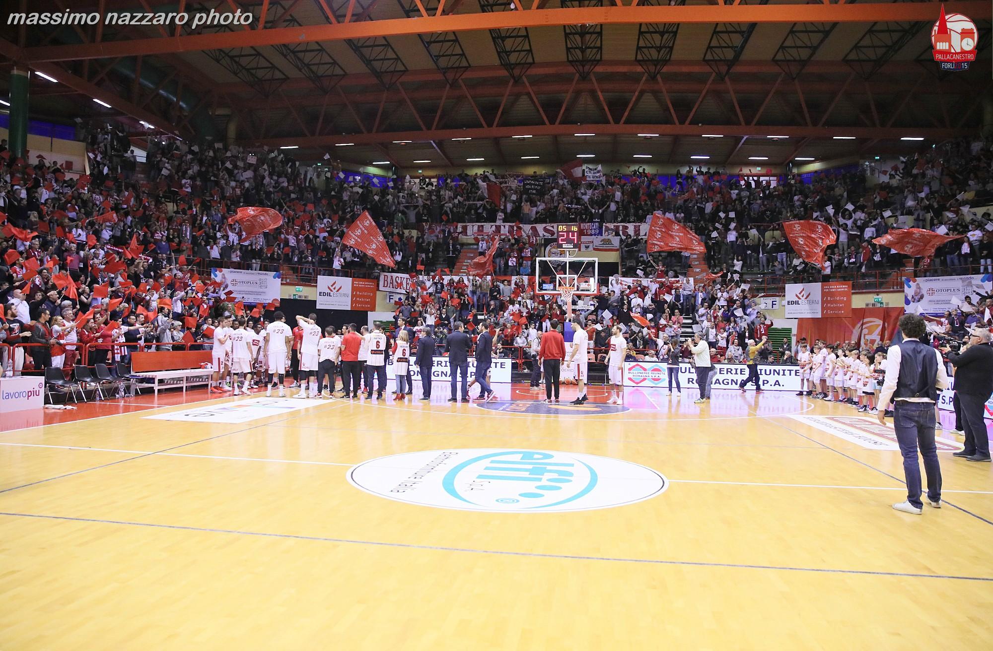 Basket-Forli-Fortitudo-Bologna