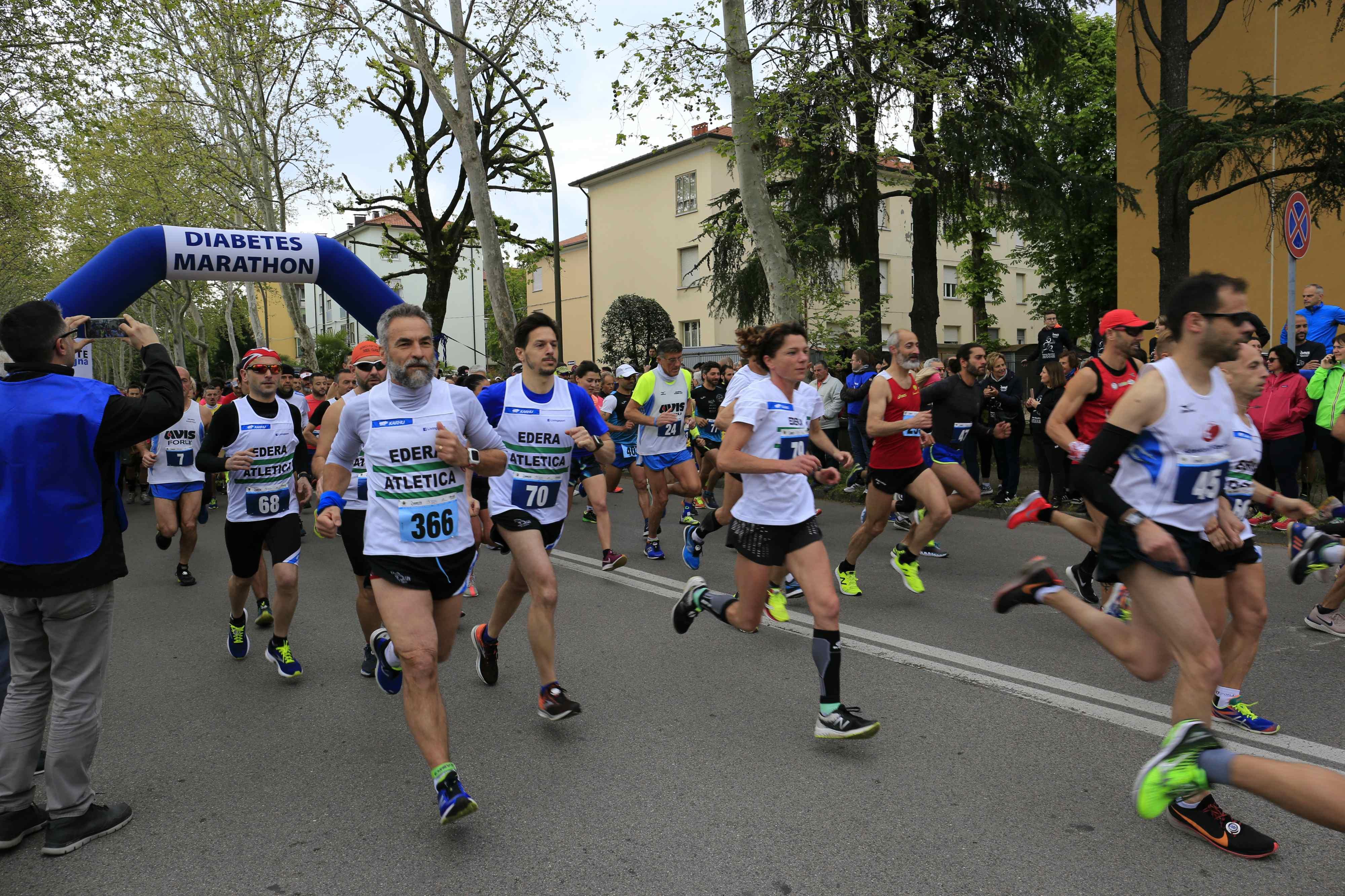 Diabetes-Marathon