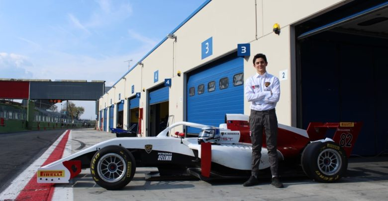 Matteo-Nannini-automobilismo