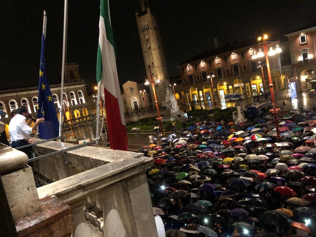 Matteo-Salvini a Forlì