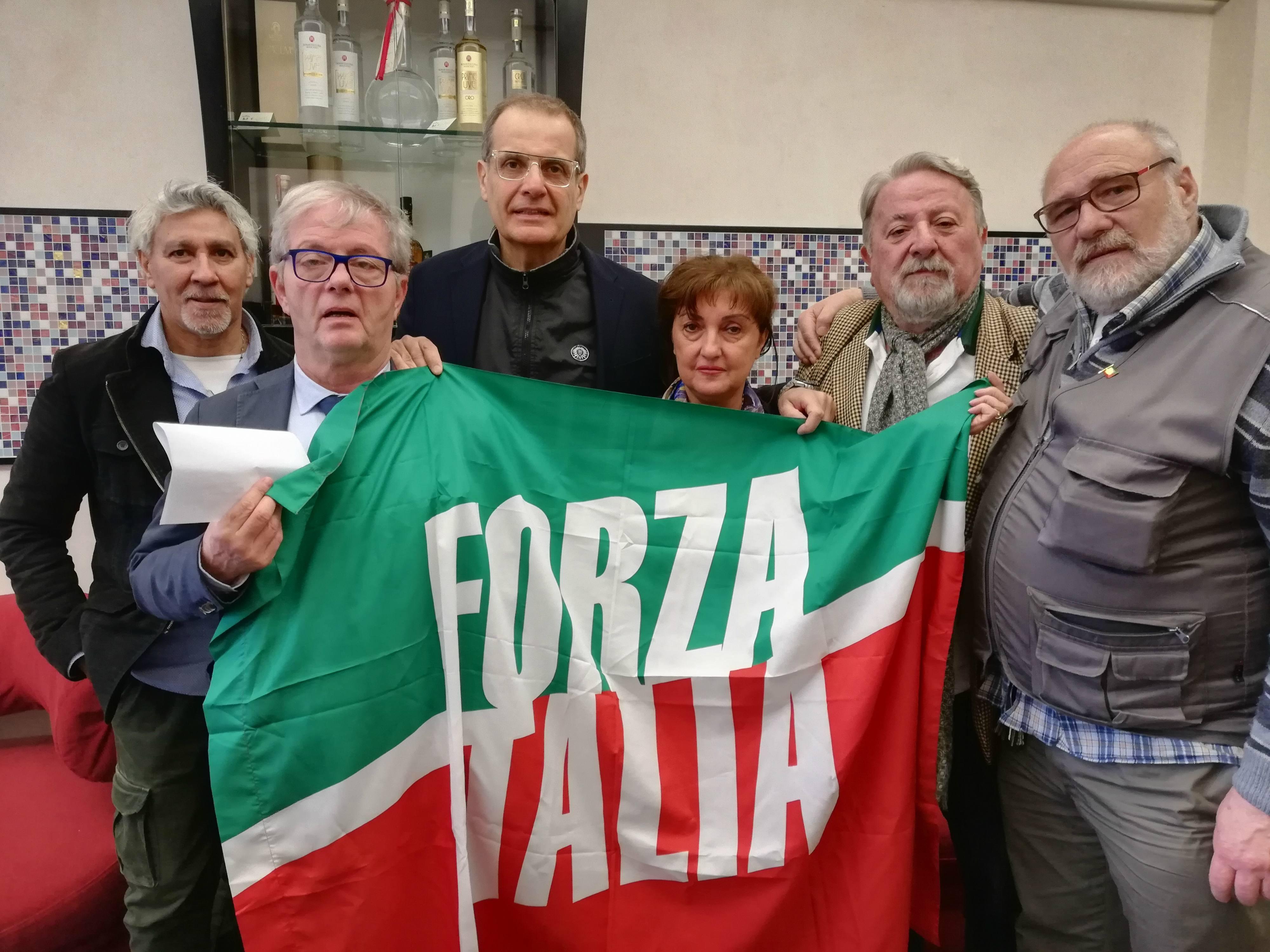 Forza-Italia Fabrizio Ragni