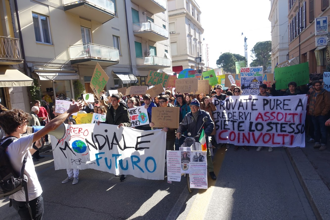 Fridays For Future Forlì