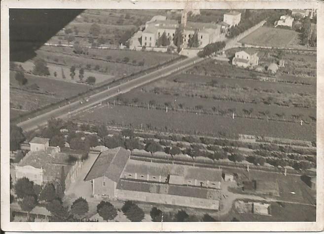 foto-aerea-Forlimpopoli-del-1944