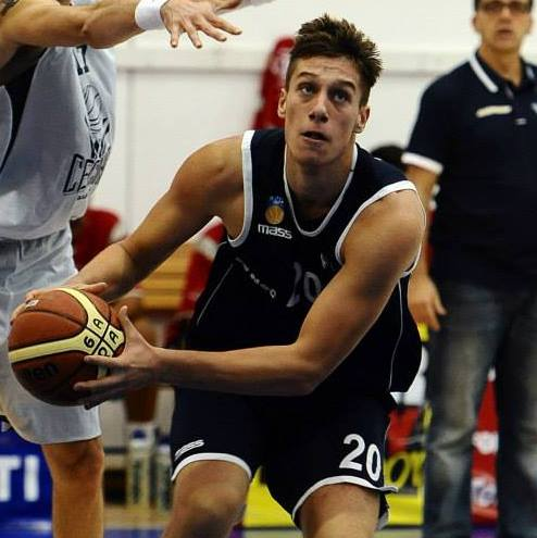 Lorenzo-Benvenuti basket Forlì