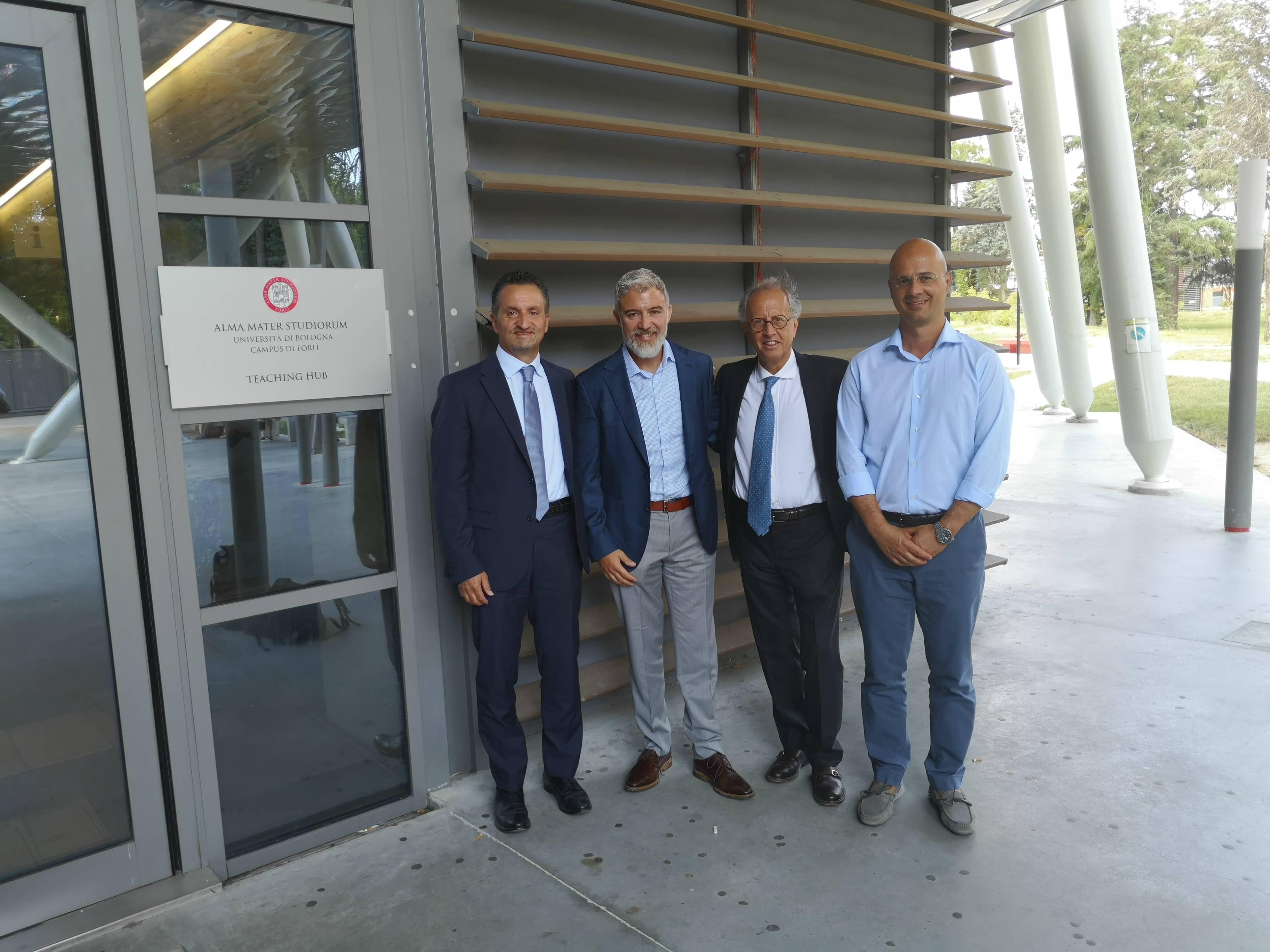 da-sinistra-Luca-Mazzara-Robson-Capasso-Claudio-Vicini-e-Filippo-Montevecchi-davanti-