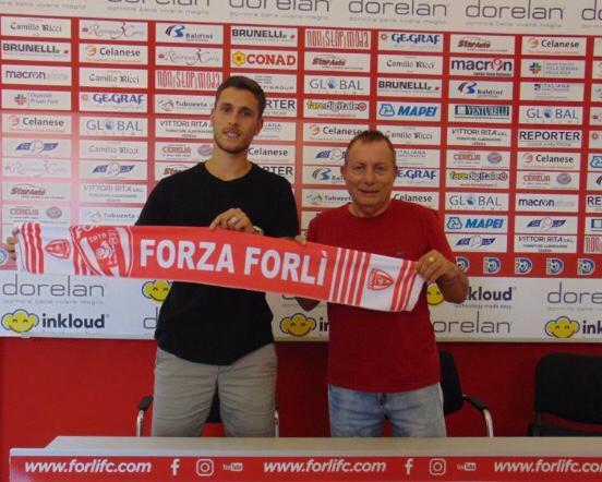 Vittorio Favo Forlì Calcio