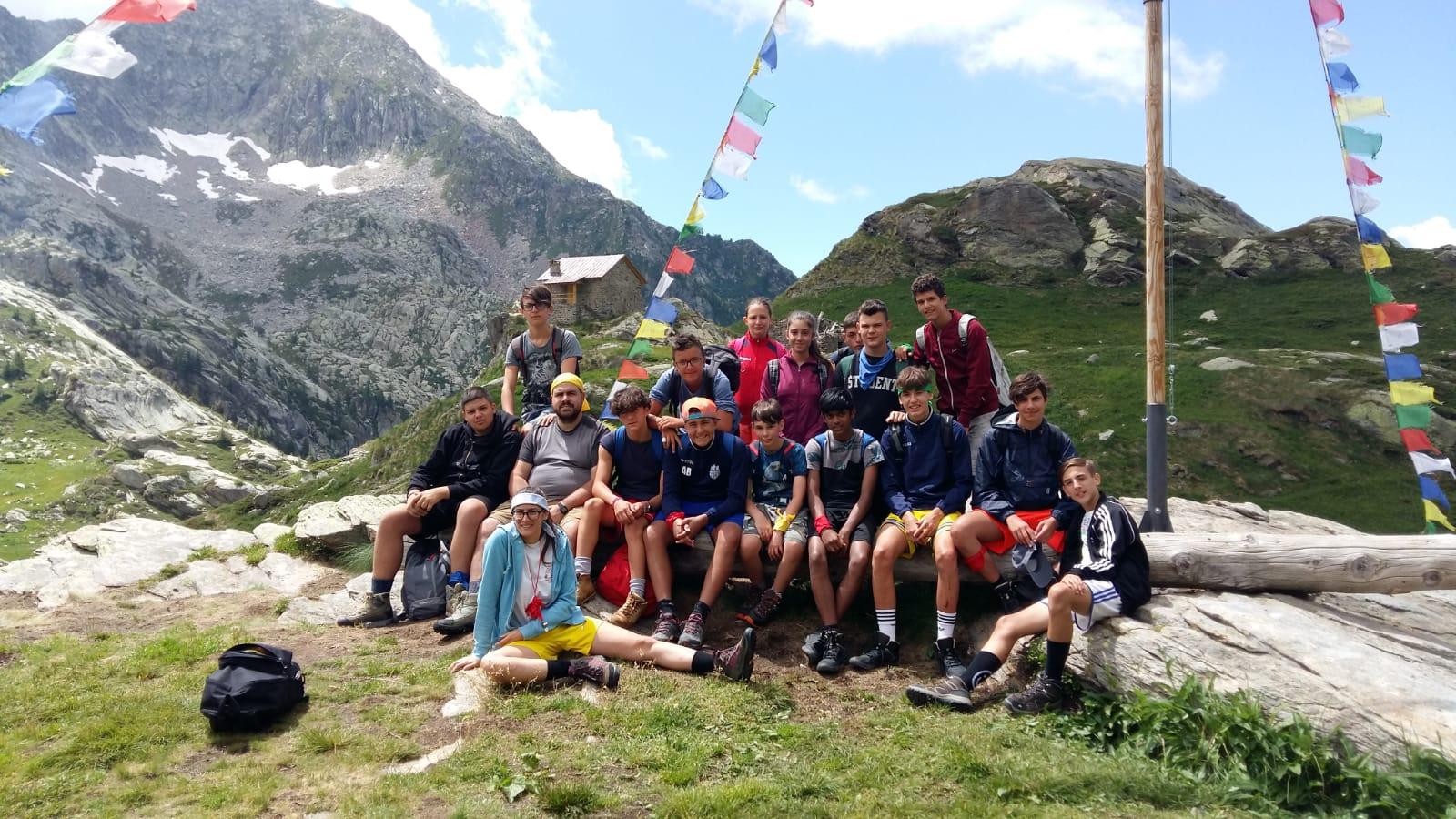 Campo-estivo-in-Val-dAosta-dei-ragazzi-di-Modigliana
