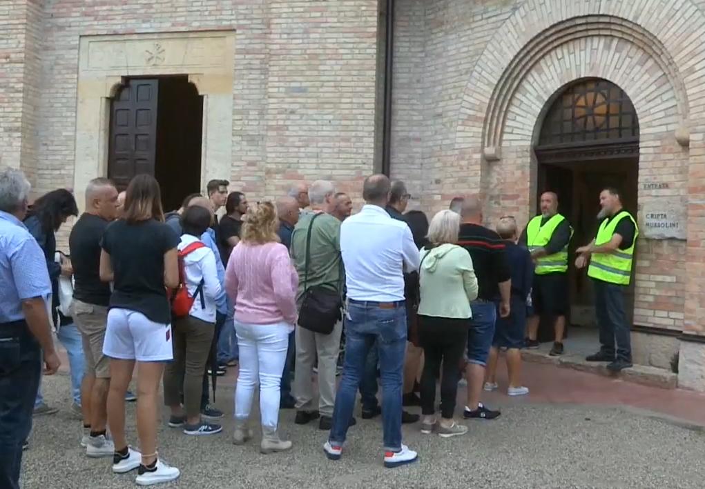 Cripta-Mussolini