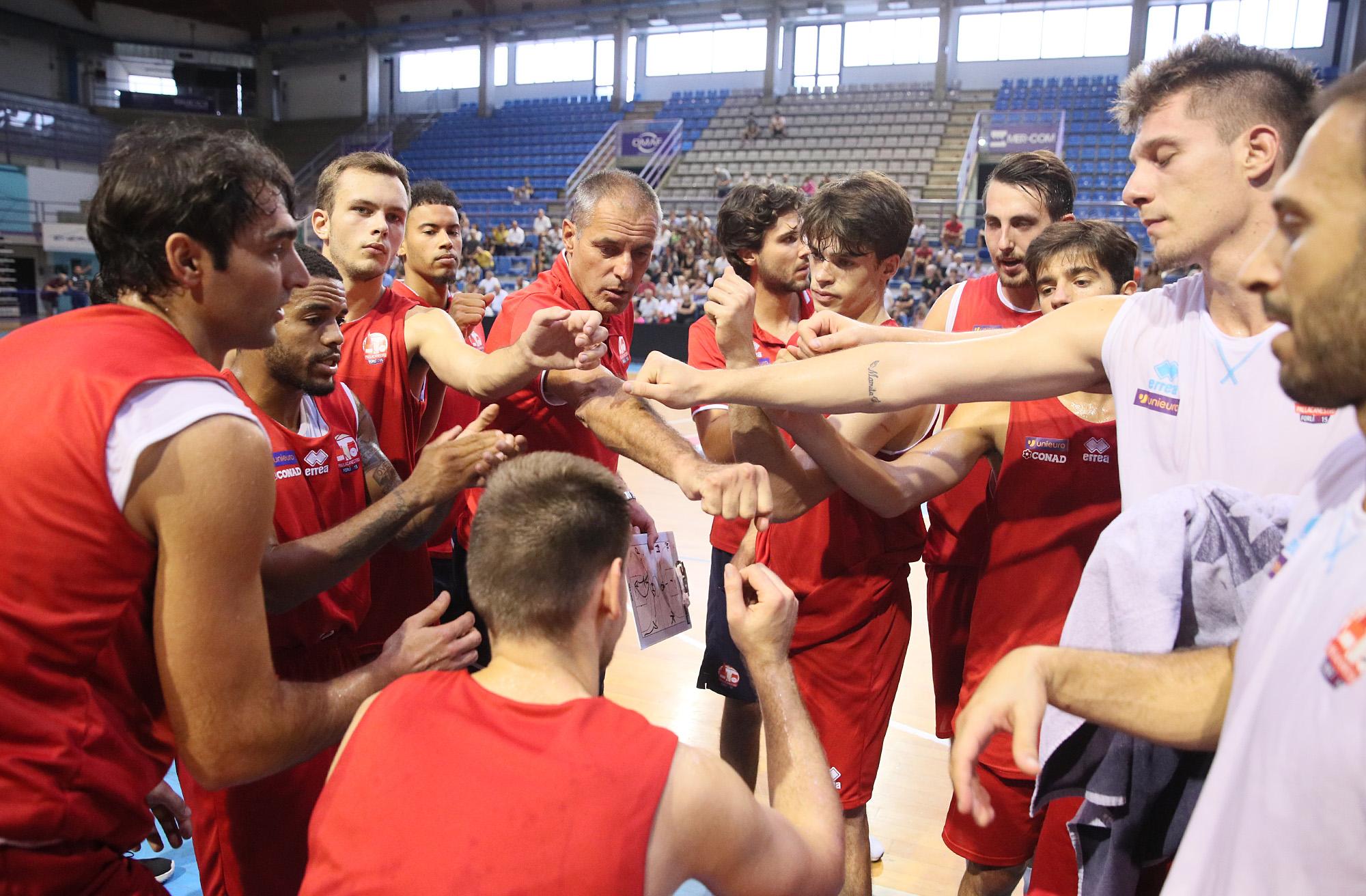 Basket-Unieuro
