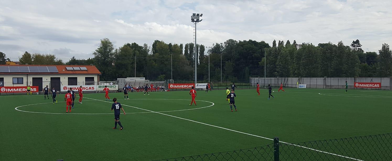 Lentigione-Forlì calcio