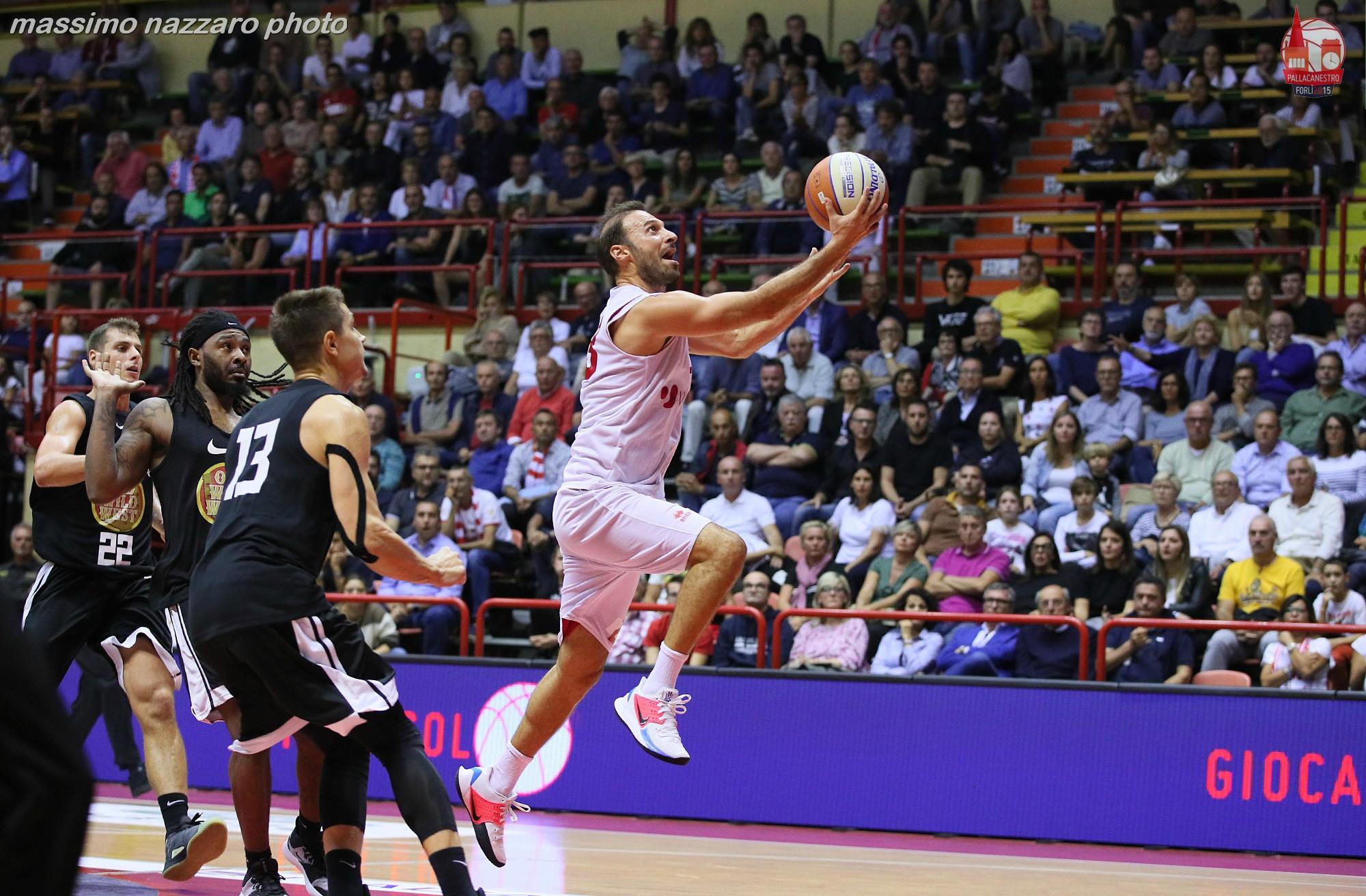 Basket-Forlì-Udine