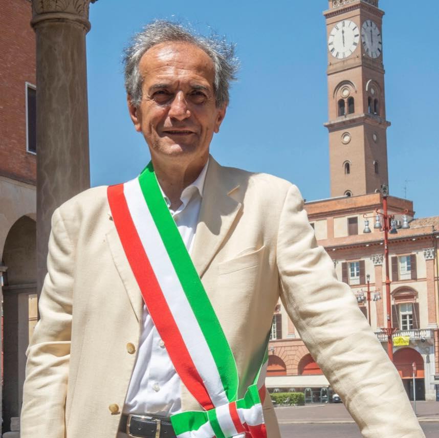 Gian Luca Zattini sindaco di Forlì