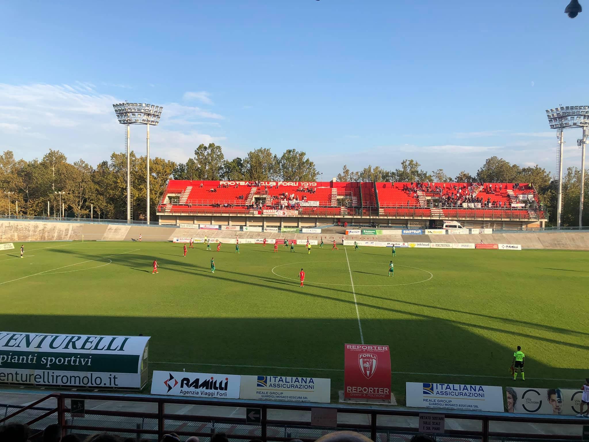 Calcio Forlì-Mantova