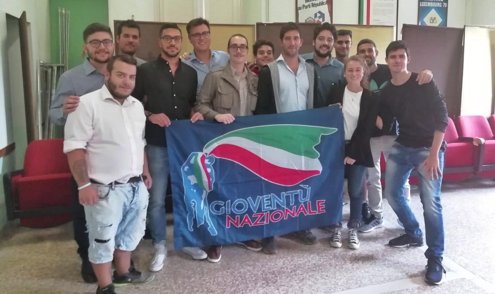 Alessandro_Vitali_Gioventù_Nazionale_Portavoce_Forlì_Cesena