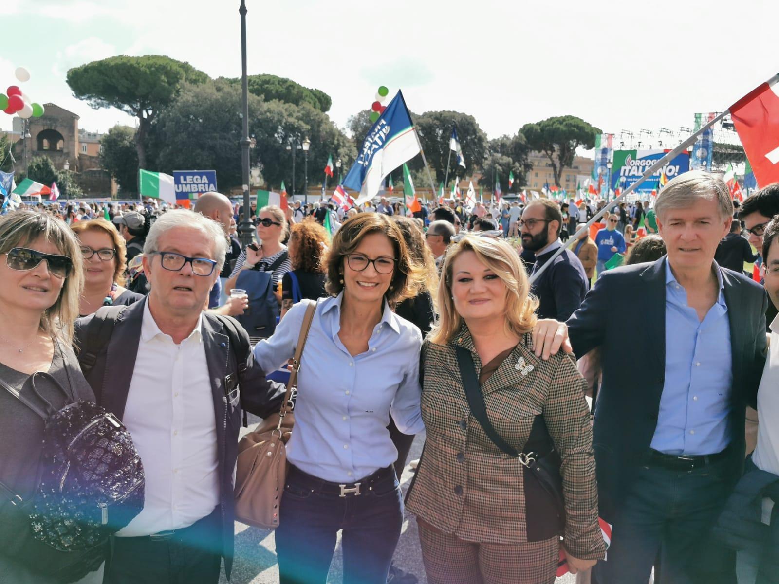 Forza Italia Forlì a Roma