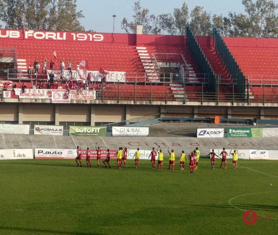 Calcio-Forlì-Crema