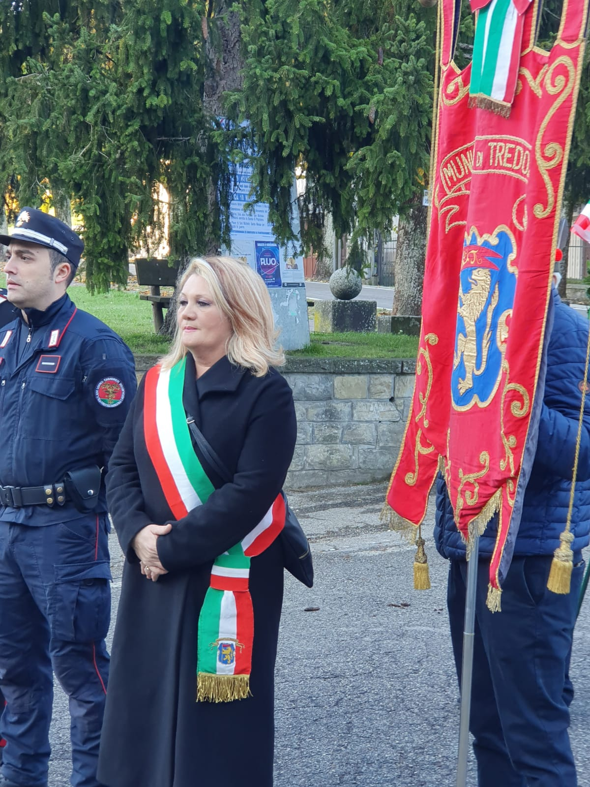 Tredozio sindaco Vietina