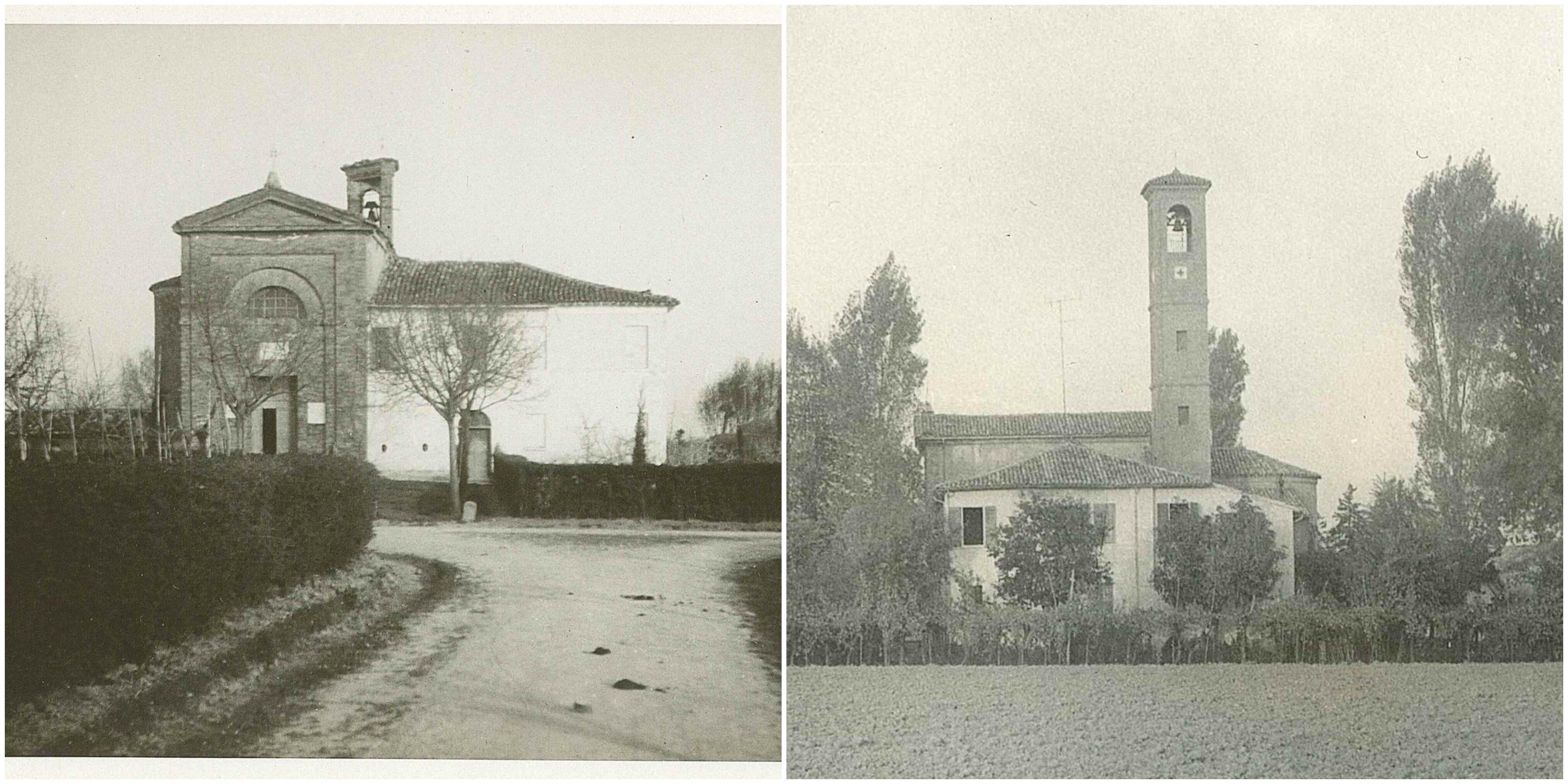 Chiesa-di-Poggio-prima-e-dopo-la-guerra