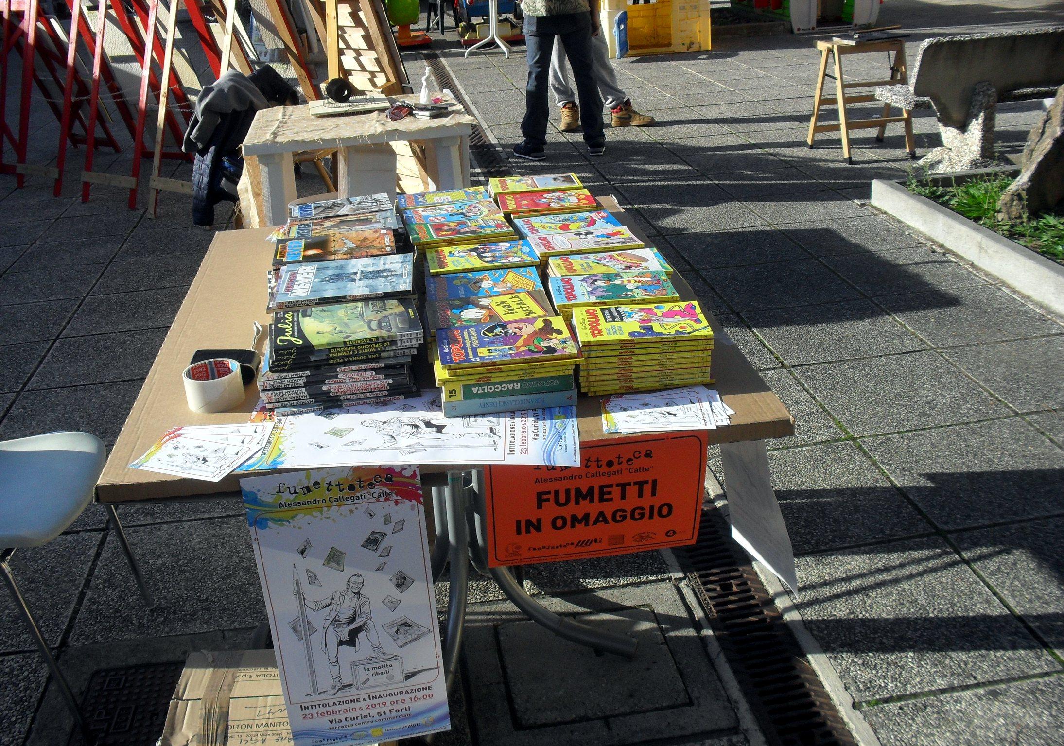 Fumettoteca-Alessandro-Callegati-Calle-Mercatino-2019-2