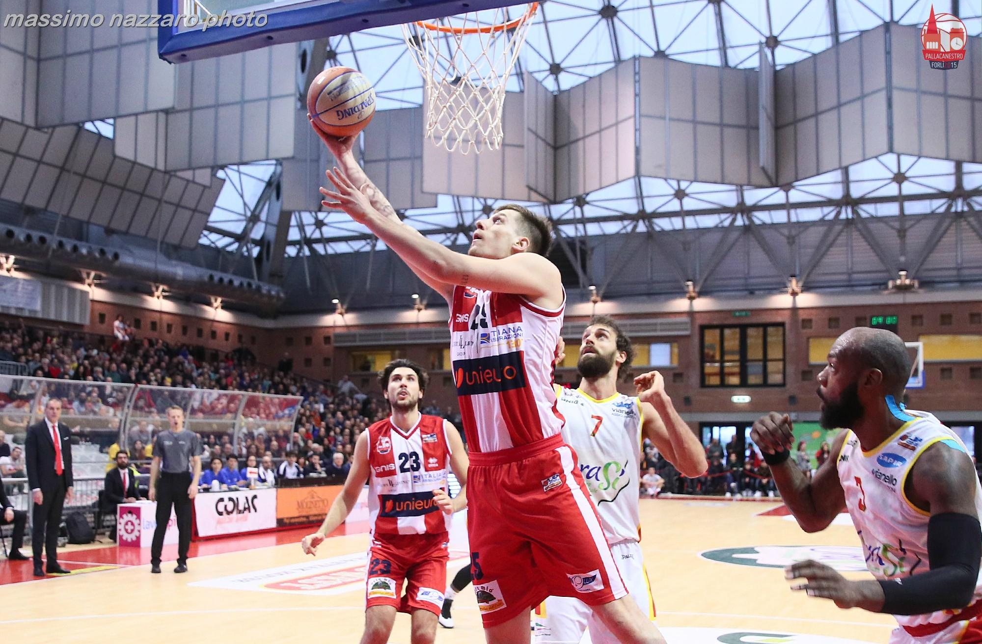 Basket-Ravenna-Forlì