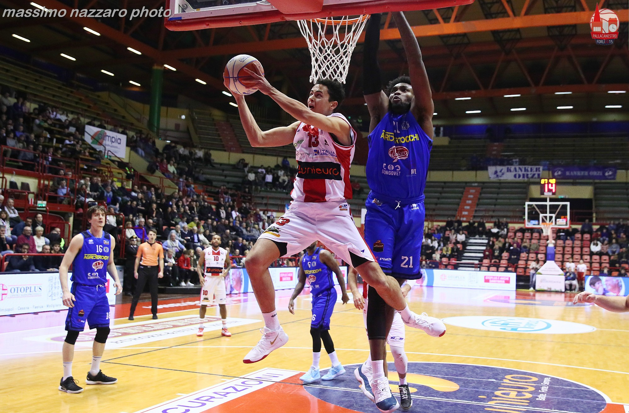 Basket-Forlì-Orzinuovi