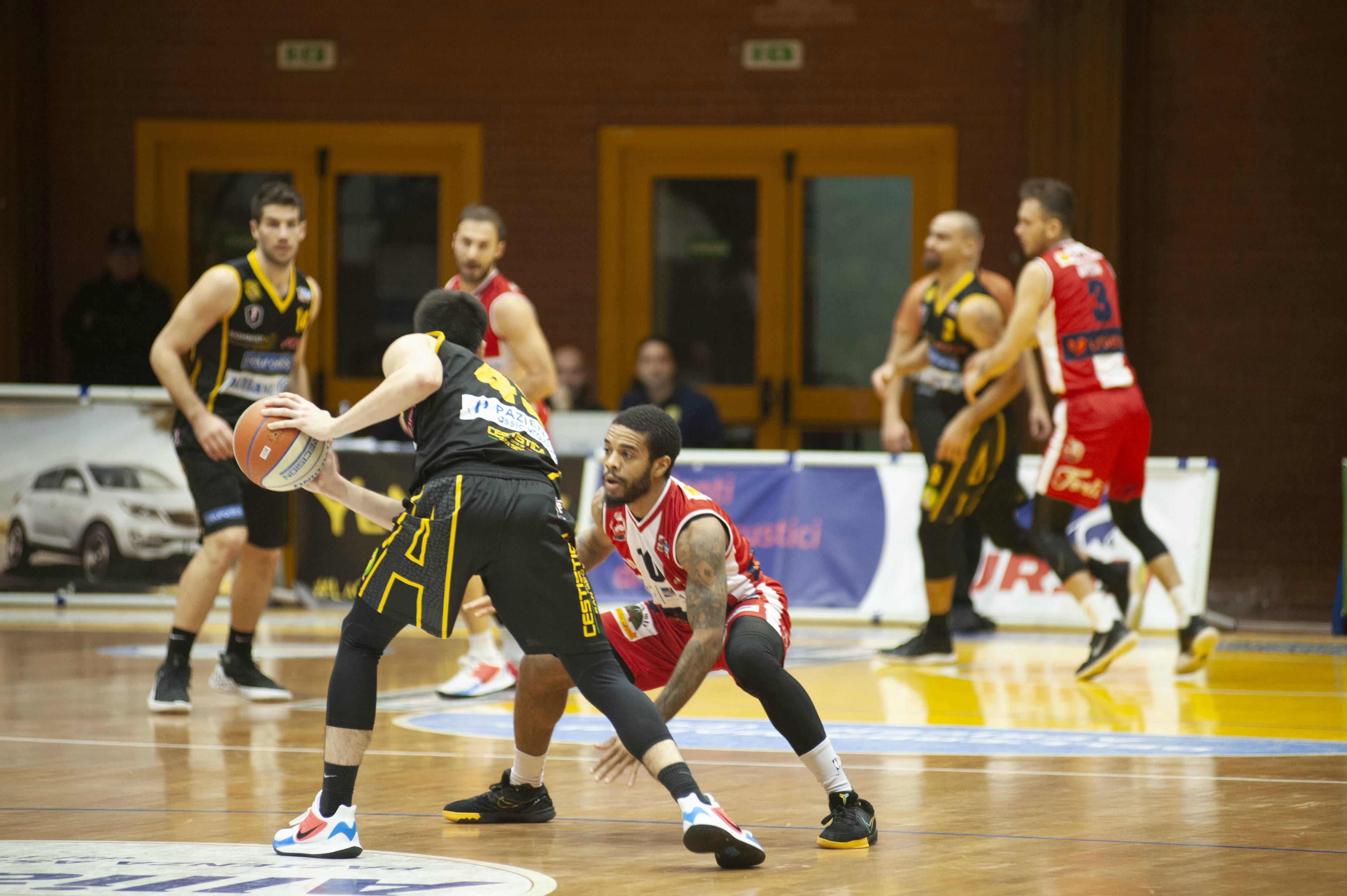 Basket-San-Severo-Forlì