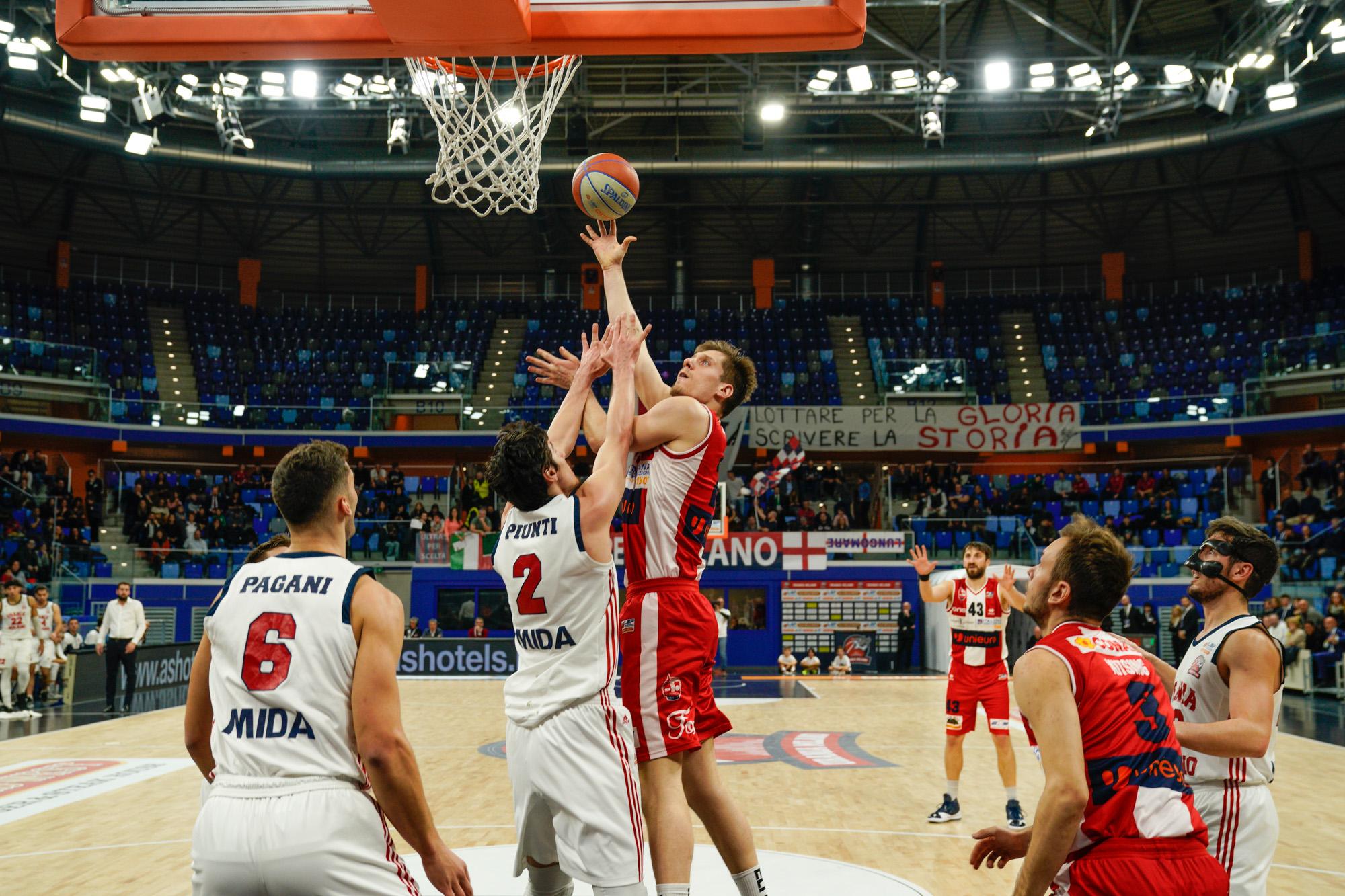 Basket-Milano-Forlì