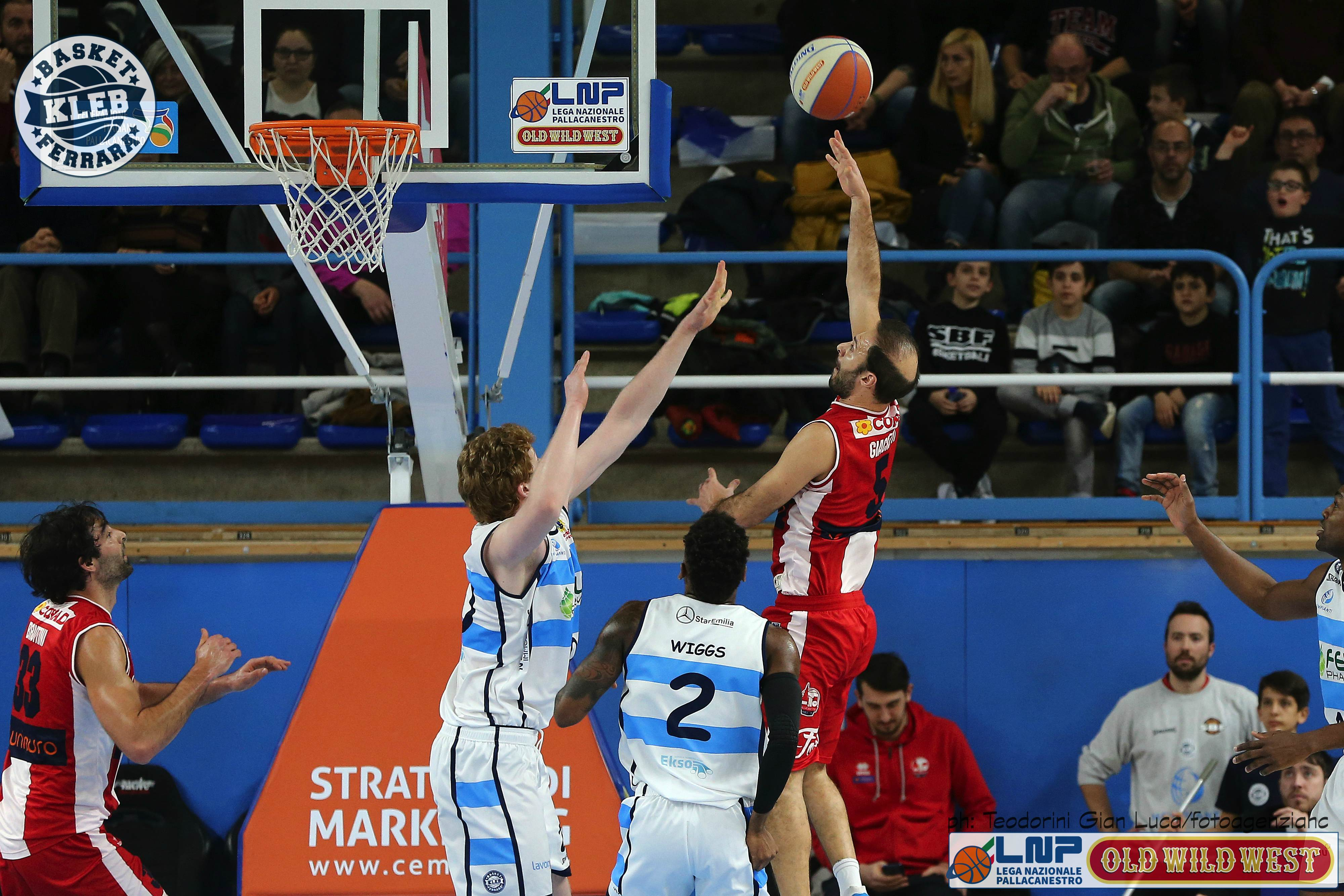 Basket-Ferrara-Forlì