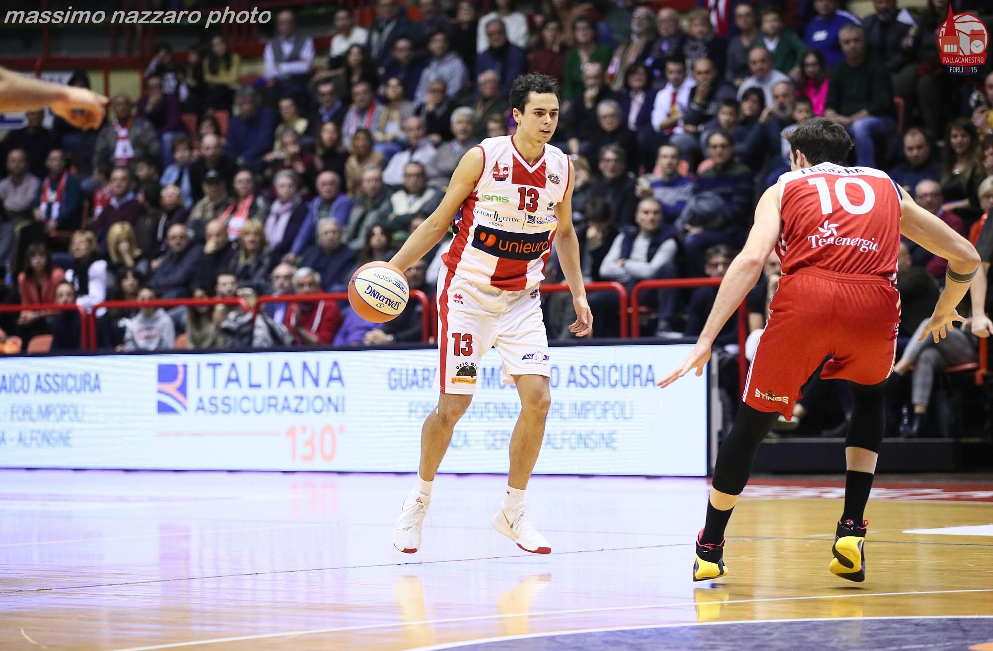 Basket-Forlì-Pompea-Mantova