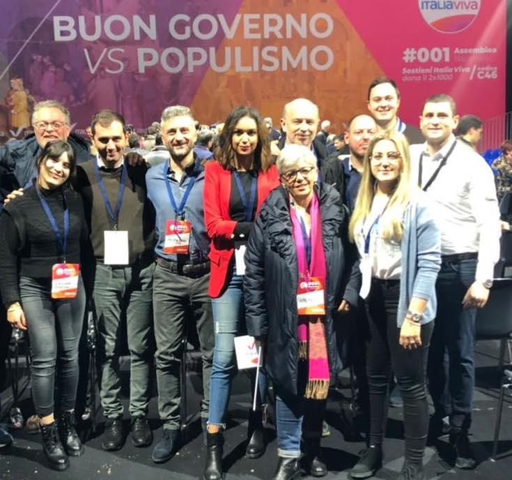 delegazione italia-viva Forlì-Cesena