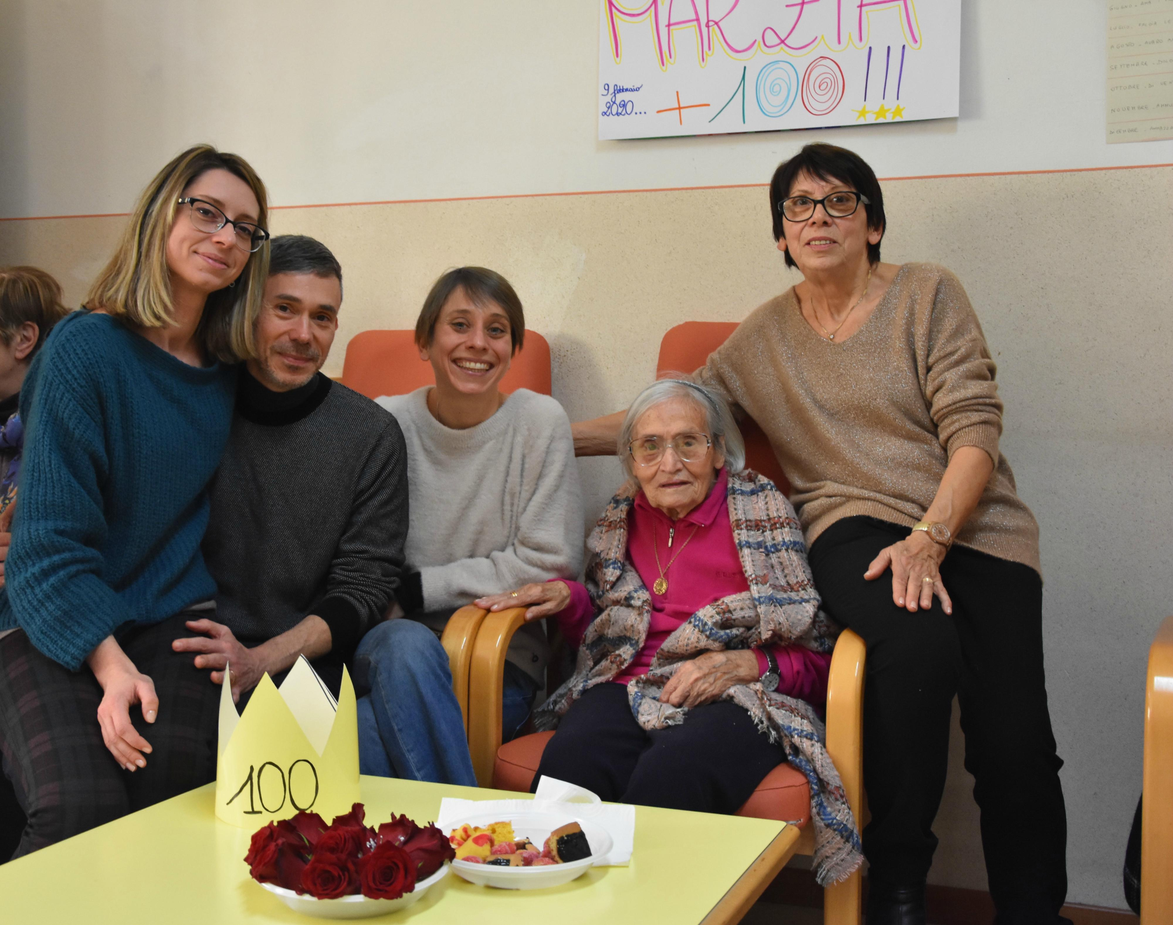 Marzia-Rossi-centenaria