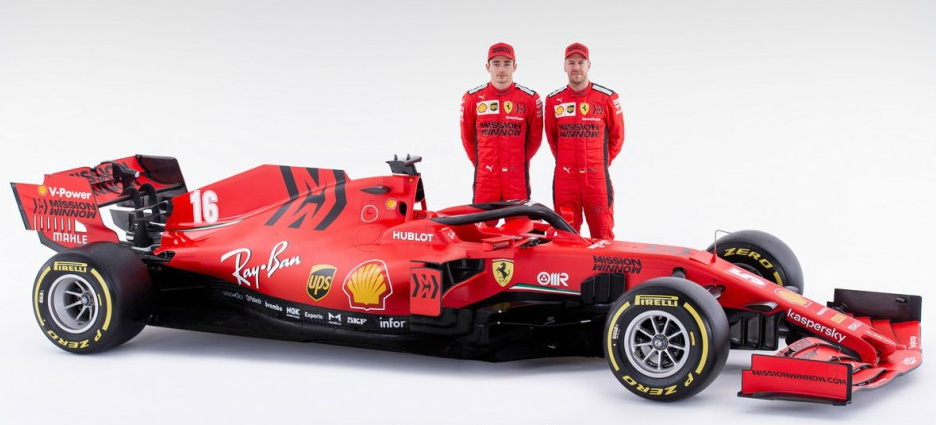 Ferrari-sf1000
