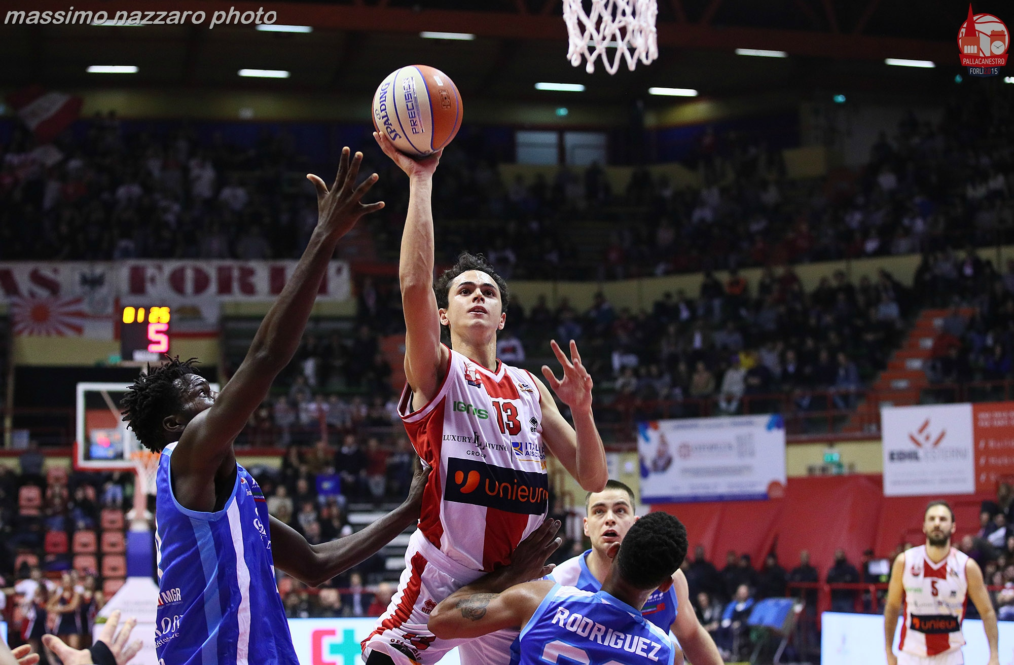 Basket-Forlì-Roseto