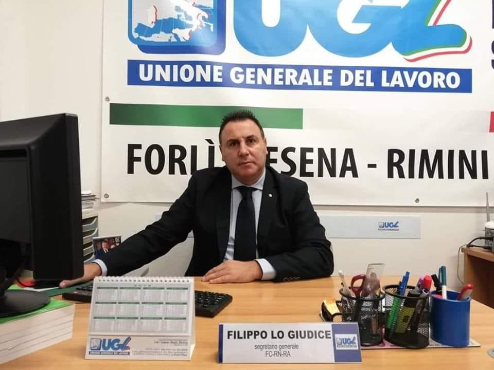 Filippo Lo Giudice Ugl