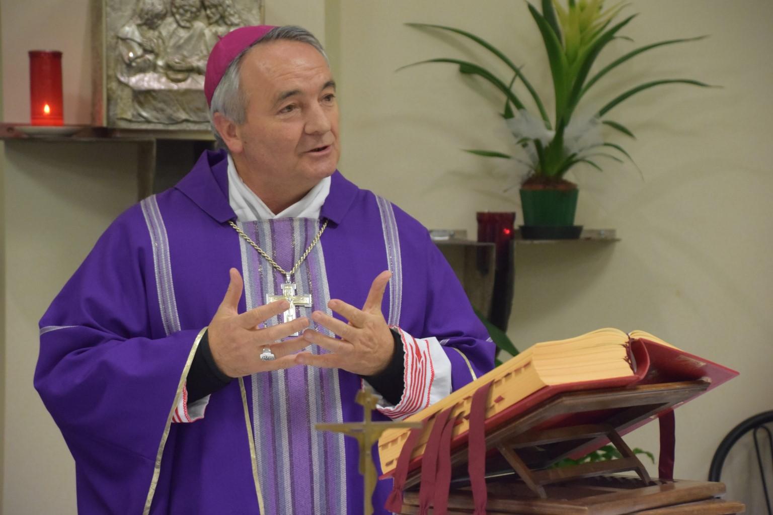 Vescovo Corazza
