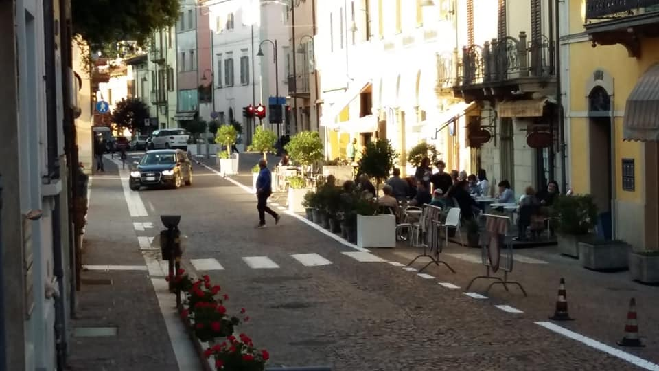 Modigliana via Garibaldi