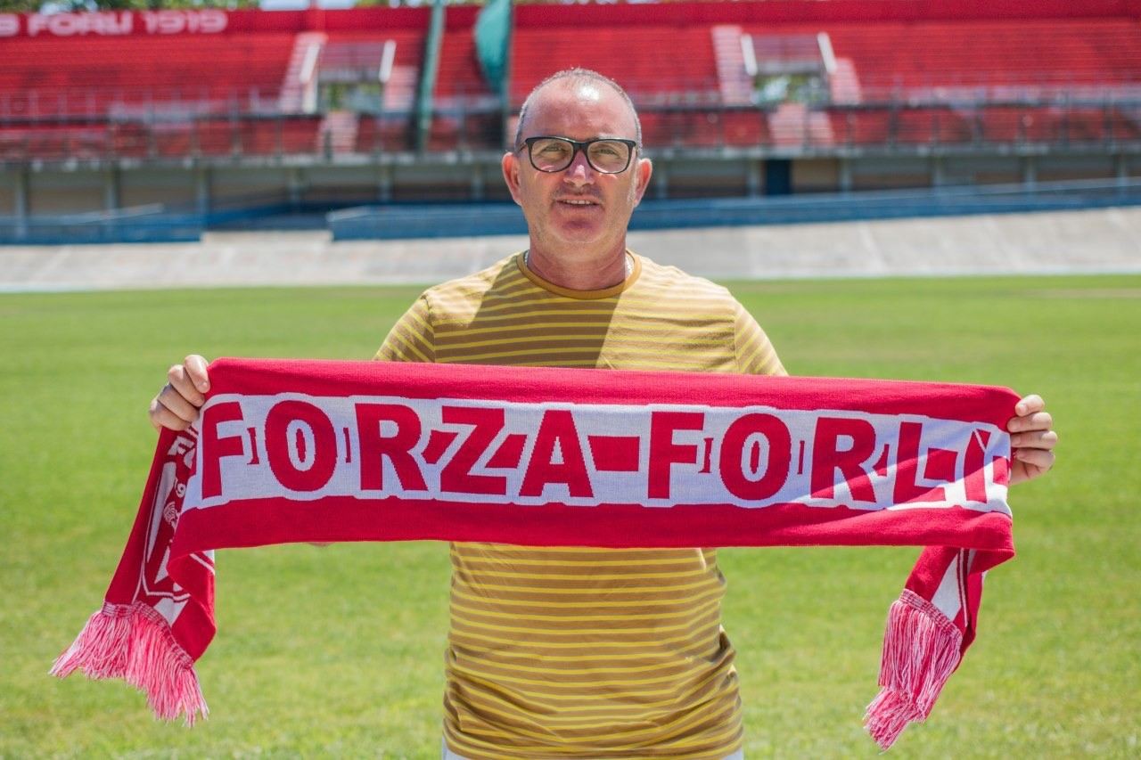 Giuseppe Angelini allenatore Forlì