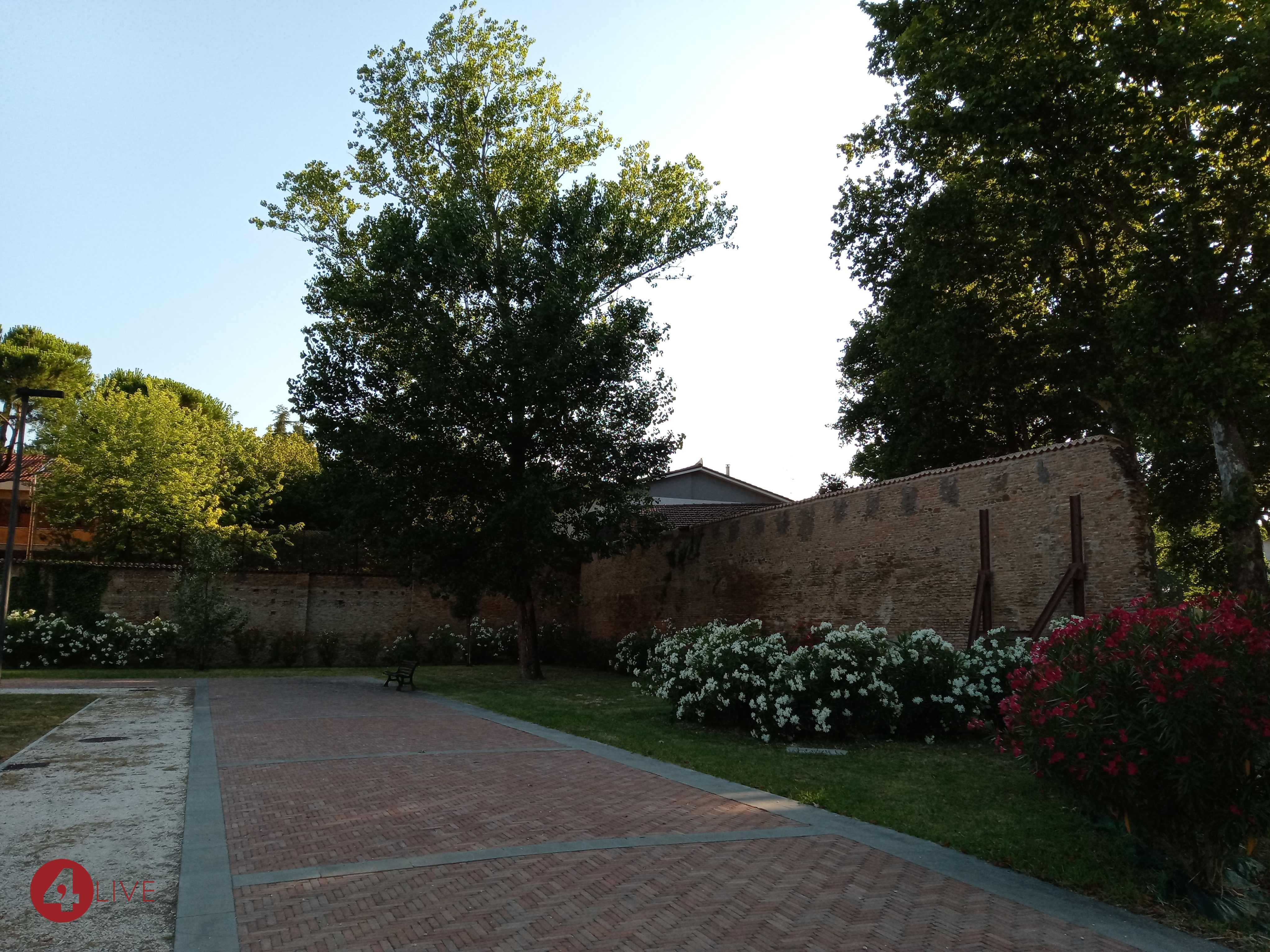Mura-Santa-Chiara
