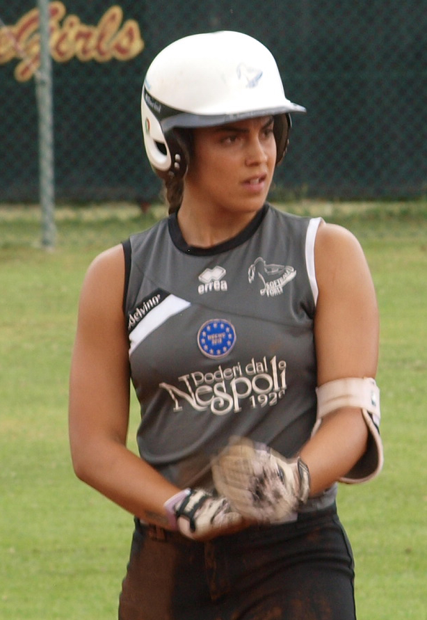 Erika Piancastelli softball Forlì