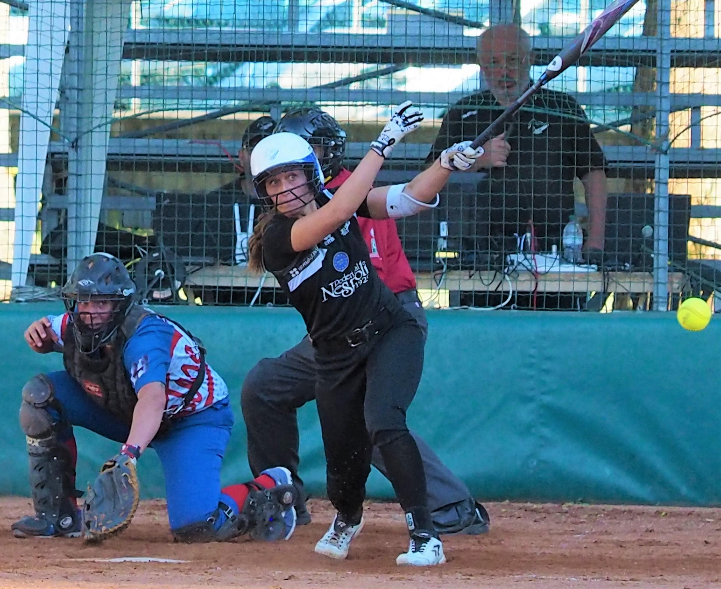 Ilaria Cacciamani Softball Forlì