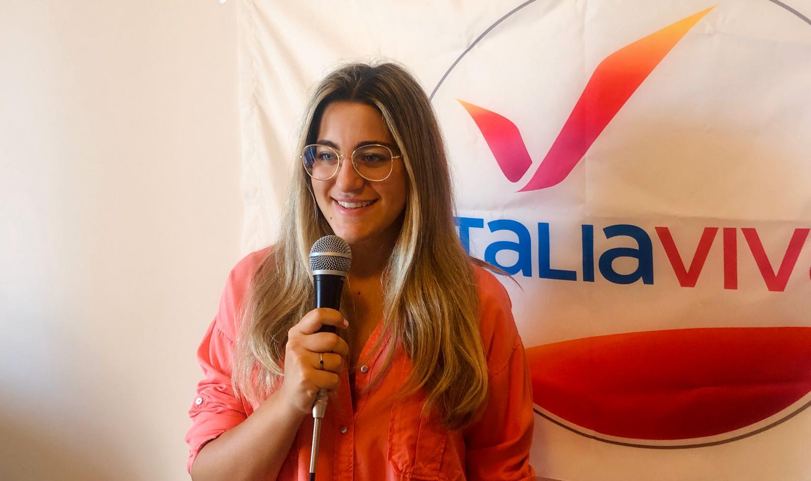 Sara-Biguzzi-Italia-Viva