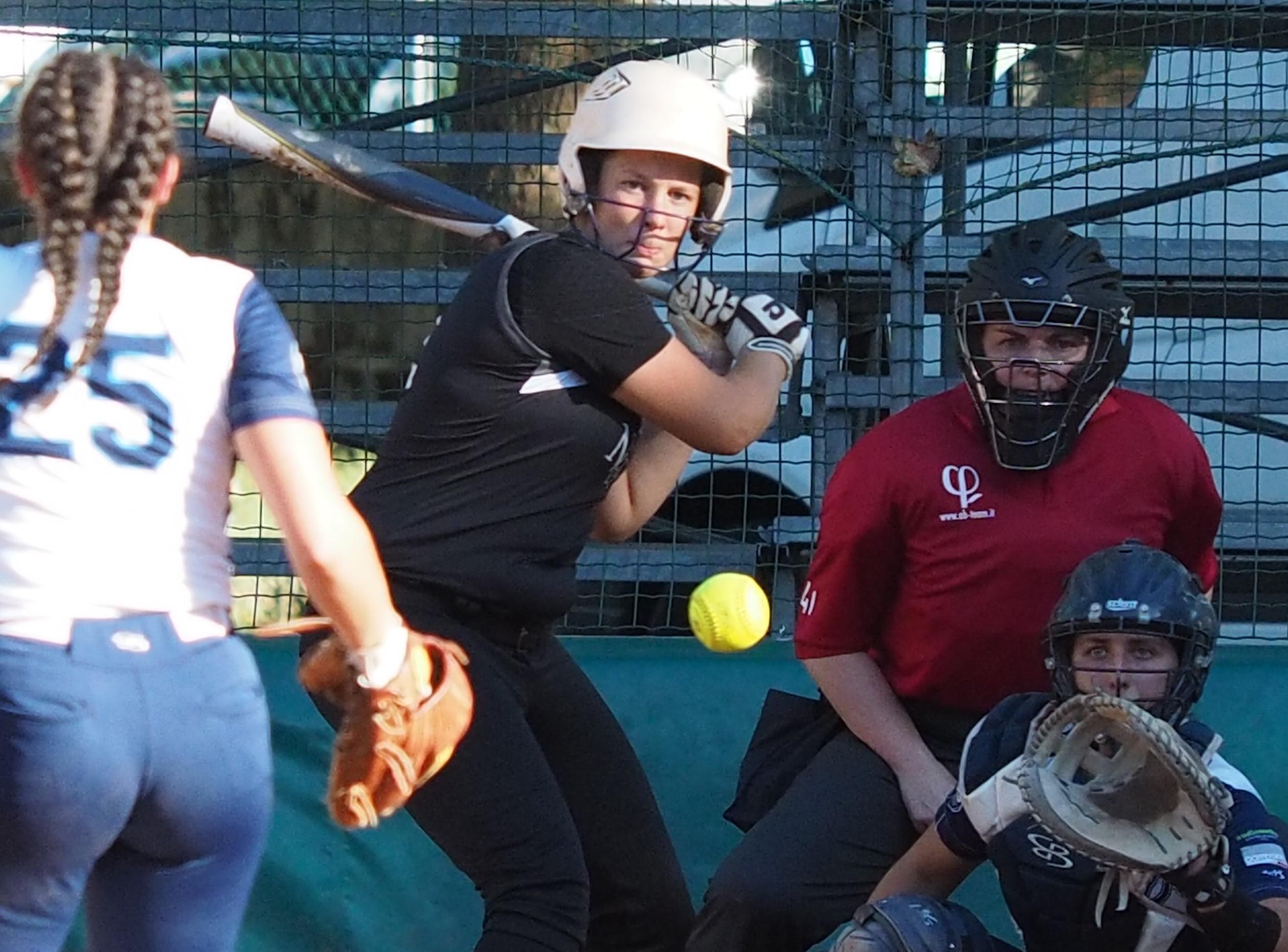 Virginia Mambelli Softball Poderi Dal Nespoli Forlì