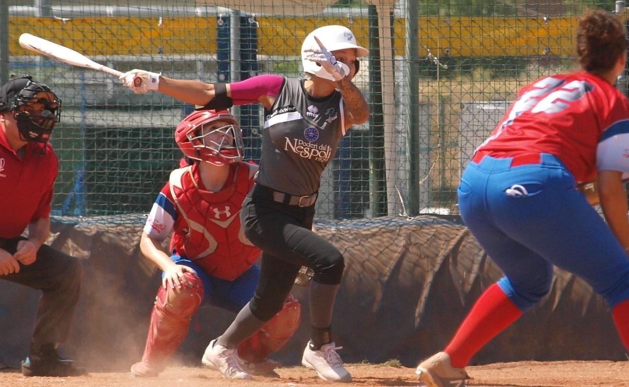 gibson aaliyah softball Forlì